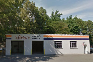 Loving's Auto Body - Collision Repair & Auto Body Services in Ashland, VA